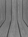 Grunge viejo gray wood texture background Fotografía de archivo