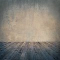 Grunge wall vintage aged old background interior stained Stock Image