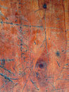Grunge wood board background rough panel Royalty Free Stock Images