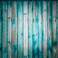 Grunge wooden texture with natural patterns blue surface of old wood paint over Stock Photos