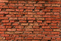 Grungy brick texture Royalty Free Stock Photography