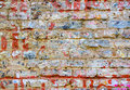 Grungy brick wall texture Royalty Free Stock Photo