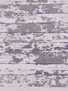 Grungy distressed wooden flooring texture with white paint antique peeling Stock Photos