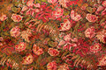 Grungy Floral Wallpaper 1 Royalty Free Stock Image