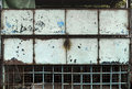 Grungy Metal Panel Royalty Free Stock Photo