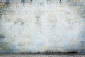 Grungy street wall Royalty Free Stock Photo