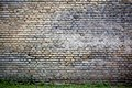 Grungy street wall urban may be used as background or texture Royalty Free Stock Photography