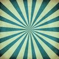 Grungy sunburst background Royalty Free Stock Photo