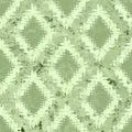 Grungy tribal seamless pattern background Royalty Free Stock Photo