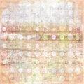 Grungy tropischer Batik-Hintergrund Lizenzfreie Stockbilder