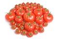 Grupa tomatoes-15 Zdjęcia Stock