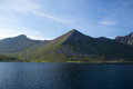 Gryllefjord, Senja, Norway Royalty Free Stock Photo