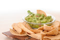 Guacamole snack Royalty Free Stock Photos