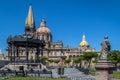Guadalajara Cathedral - Guadalajara, Jalisco, Mexico Royalty Free Stock Photo