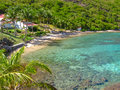 Guadeloupe Les Saintes Royalty Free Stock Photo