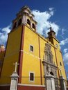 Guanajuato Mexico Catholic Church Royalty Free Stock Photos