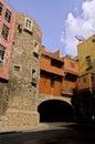 Guanajuato streets- Mexico Royalty Free Stock Photos