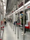 Guangzhou city under the 2019-nCoV of public transport subway