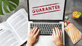 Guarantee Assurance Certified Quality Trustworthy Concept Royalty Free Stock Photo