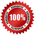 Guarantee icon Stock Image