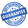 Guarantee stamp Royalty Free Stock Image