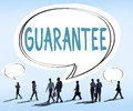 Guarantee Warranty Satisfaction Benefits Customer Concept Royalty Free Stock Photo