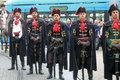 Guard of Honor of the Cravat Regiment popular tourist attraction in Zagreb