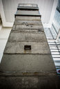 Guard Tower from East Berlin Royalty Free Stock Photo