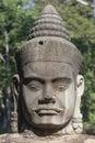 Guardian God of Angkor Wat.