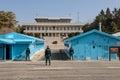 Guarding the North-South Korea borders