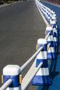 Guardrail Royalty Free Stock Photo