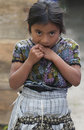 Guatemalan Child Stock Images