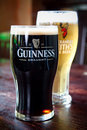 Guinness e Alexander Keith Fotos de Stock Royalty Free