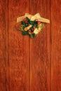 Guirlande florale de cru Images libres de droits