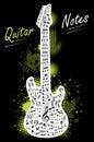 Guitar Background