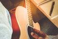 guitar composion