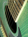 Guitar detail Royalty Free Stock Images