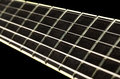 Guitar Fretboard Closeup Royalty Free Stock Photo