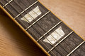 Guitar Fretboard Royalty Free Stock Photo