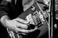 Guitar2 Royalty Free Stock Photo