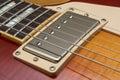 Guitar Pickup Royalty Free Stock Photo