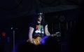 Guitar player Slash Royalty Free Stock Photo