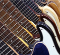 Guitars Royalty Free Stock Photo