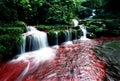 Guizhou Waterfall Chishui Royalty Free Stock Photo
