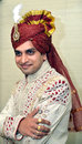 Gujarati Groom Royalty Free Stock Image