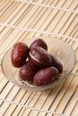 Gulab jamun treat Stock Images