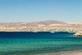 Gulf of Aqaba Royalty Free Stock Photo
