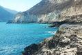 Gulf coast of Oman Royalty Free Stock Photo