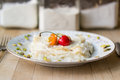 Gullac / Turkish Traditional Ramadan Dessert Royalty Free Stock Photo