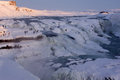 Gullfoss, Iceland Royalty Free Stock Photo